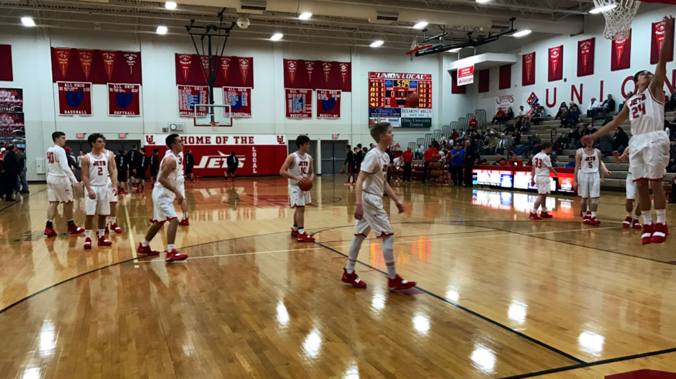 1.4.19 Highlights: Union Local vs. Bellaire - boys basketball