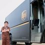 UPS brings positivity to Franklin boy's life