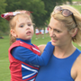 Cheerleading dream comes true for young girl battling cancer
