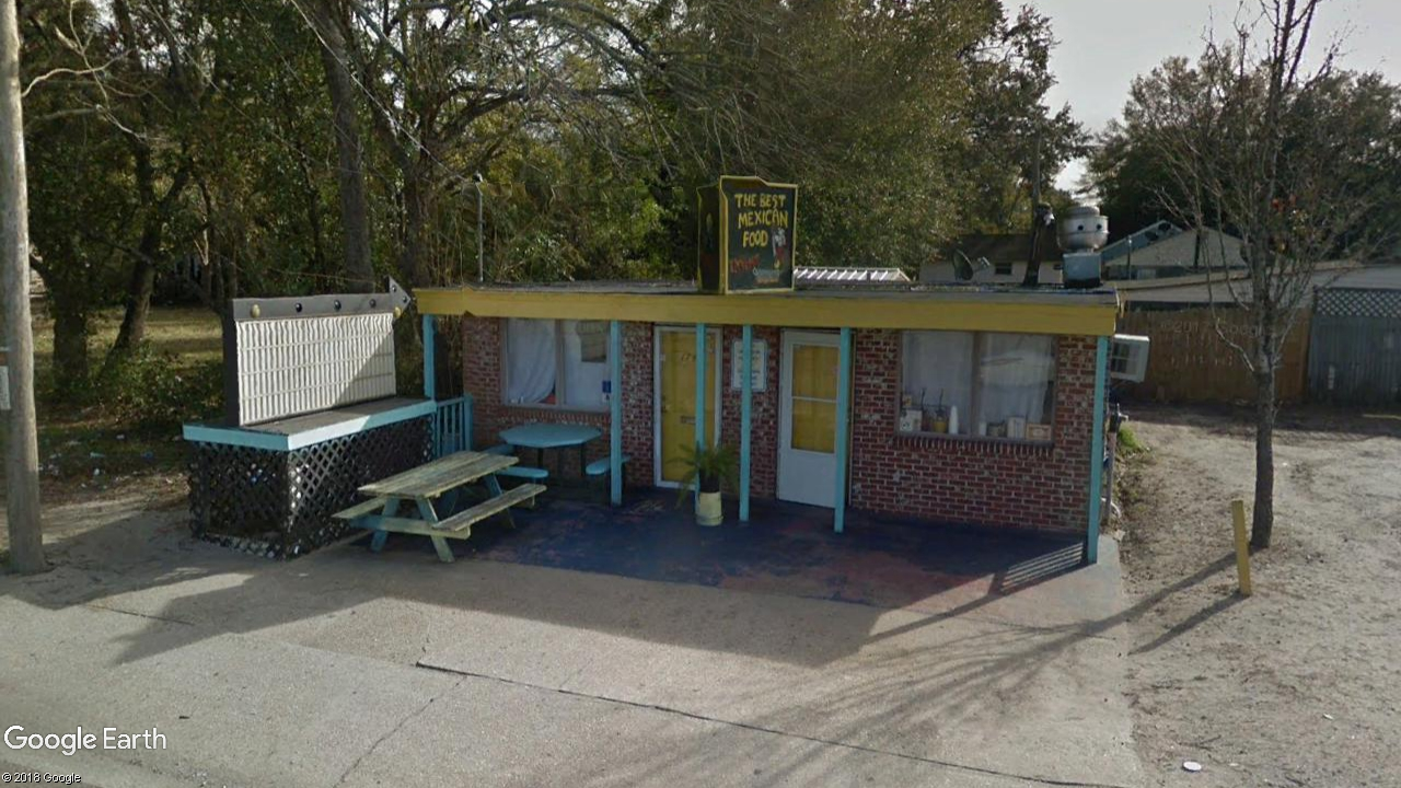 Las Lupitas, 1745 Remount Rd., North Charleston, S.C. (Google Earth)<p></p>