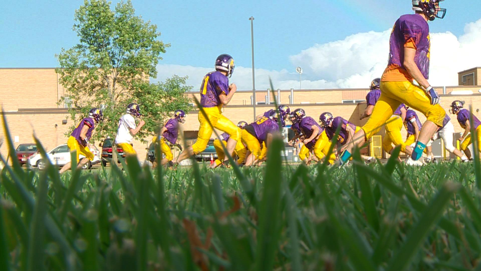 Kewaunee is off to a hot start this season, having won all three of its games by large margins.