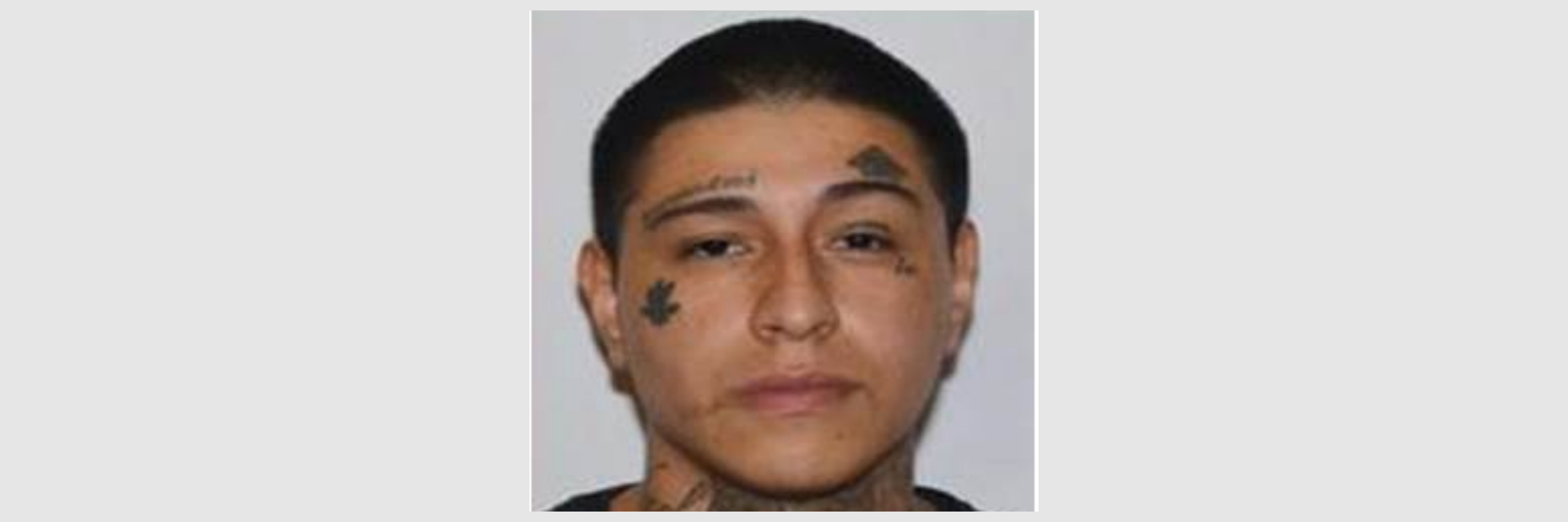 "Police say 22-year-old Cesar Morales is wanted for assault with a dangerous weapon. Police say Morales is between 5'2"" and 5'5"", Hispanic, with brown eyes, black hair and weighing about 150 pounds. (Photo: DC police)"