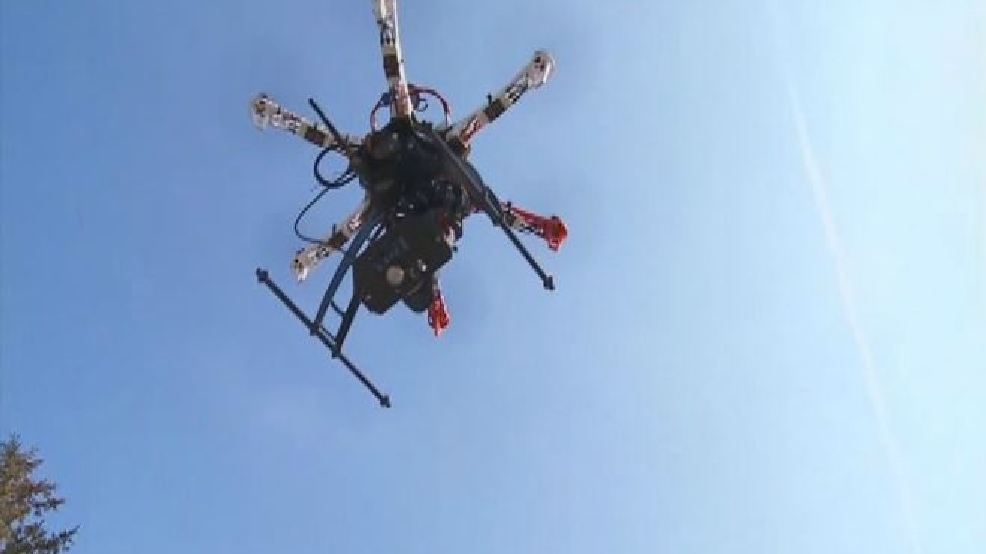 Commercial drone business takes off in Idaho | KBOI