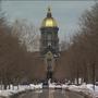 Notre Dame collects students' valuables to secure for holidays