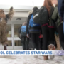 Goff Middle School's lessons turn to a galaxy far, far away