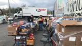 Gleaning for the World passes out supplies to storm victims
