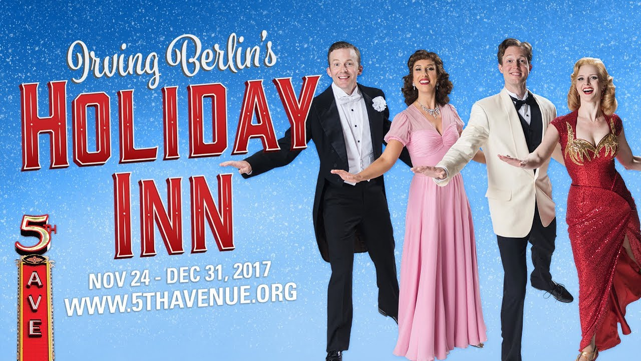 <p>Irving Berlin's Holiday Inn runs through December 31 at 5th Avenue Theatre. (Image: 5th Ave Theaters)</p>