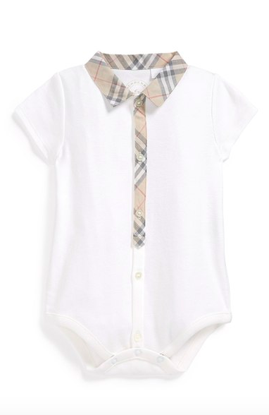 Burberry Body Suit ($60). Find on nordstrom.com. (Image courtesy of Nordstrom)