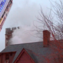 Firefighters respond to Champaign church fire
