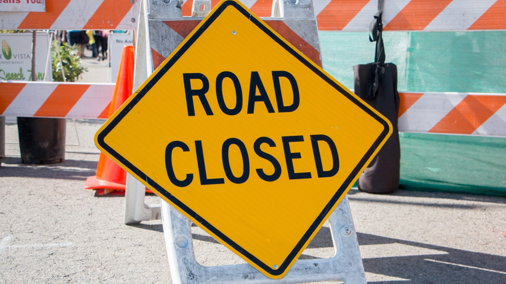 Transmountain Road closed in both directions due to weather
