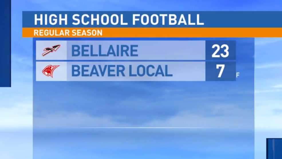 9.28.18 Highlights: Bellaire at Beaver Local