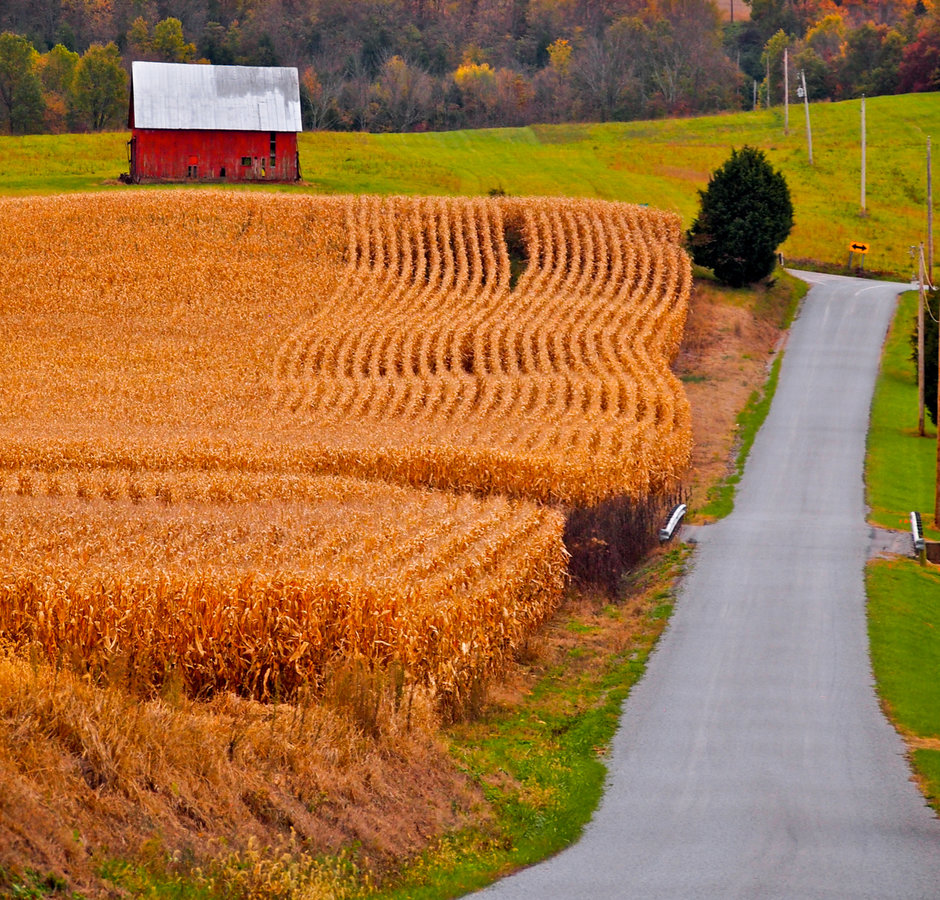 "Story: ""10 Must-Visit Ohio Travel Destinations"" /  Location: The Fling Barn (Hillsboro, Ohio) /  Image: Sherry Lachelle Photography"
