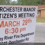Dorchester Manor community taking stand against crime