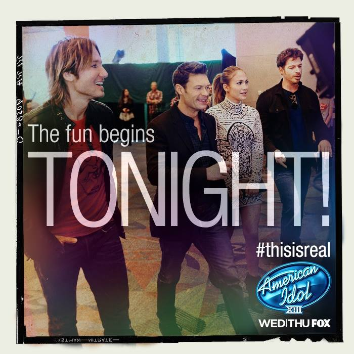 American Idol premieres Wednesday at 7:00 PM on FOX 25!