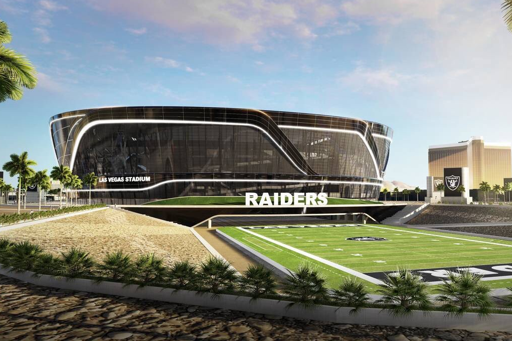 Clark County Commissioners unanimously approved the land use permit for the Raiders Las Vegas stadium. (Photo provided)