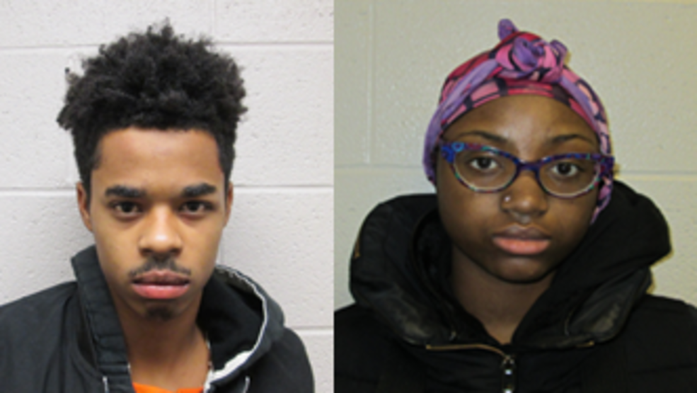 2 teens in custody after student shot in Maryland high school parking lot