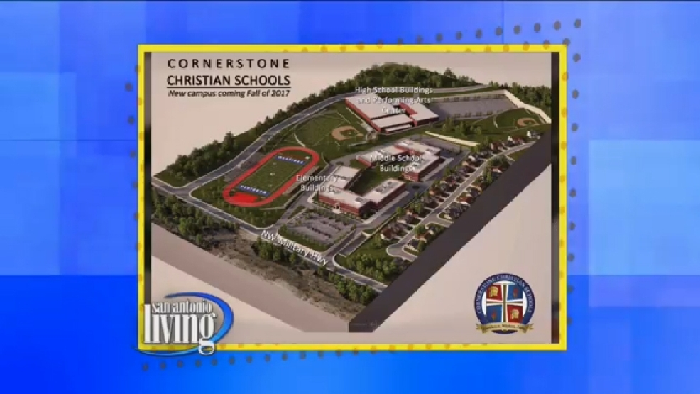 Cornerstone Develops New Campus Anticipated To Open In