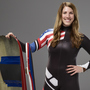 See how CNY native Erin Hamlin fared in her final singles luge run in the Olympics