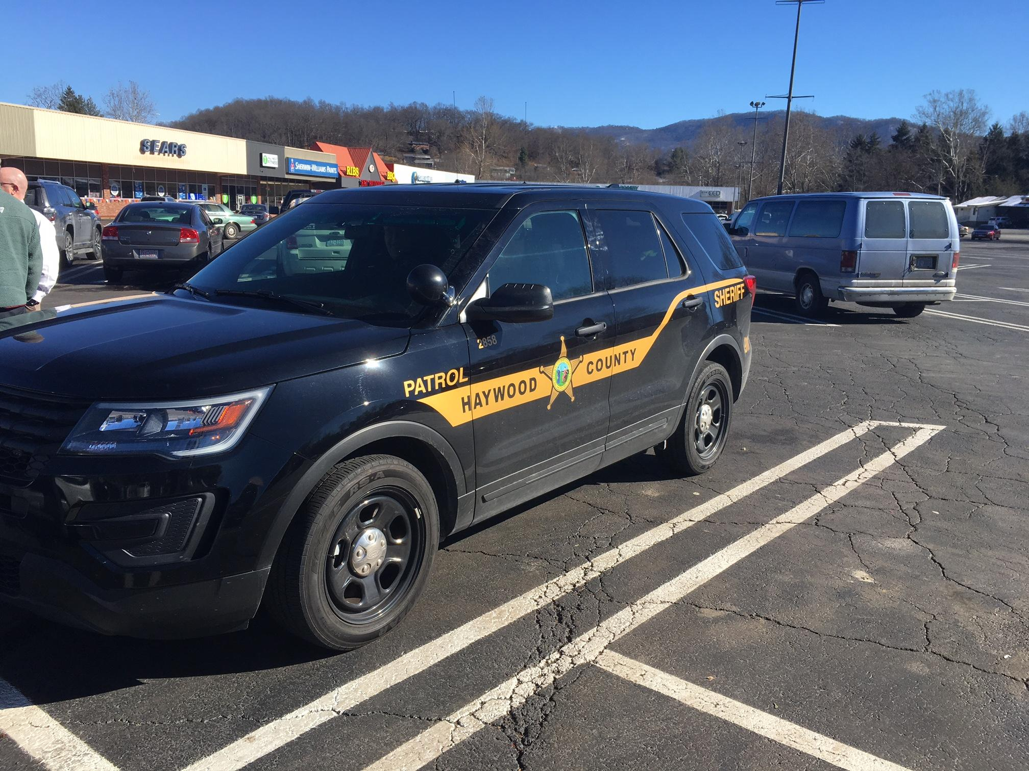 Haywood County's Unified Narcotics Investigative Team conducted a recent 3-week crackdown, which led to 29 felony arrests and 129 citations. (Photo credit: WLOS)
