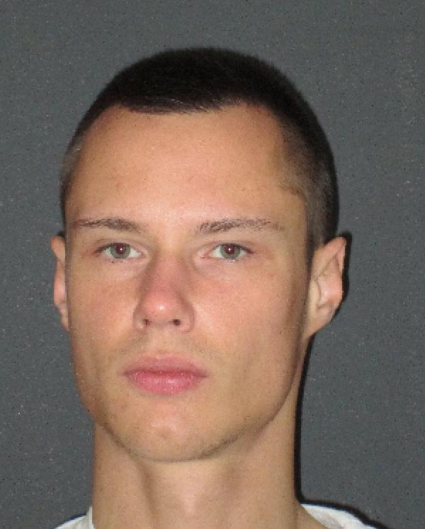 Colton Harris-Moore from an August photograph taken by the state Corrections Department.