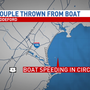 Rogue boat speeds in circles off Biddeford coast