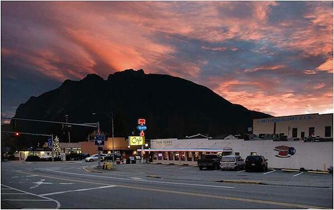 Snoqualmie Sunset (Photo: LivingSnoqualmie.com)