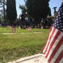 Memorial Day ceremony at Historic Union Cemetery
