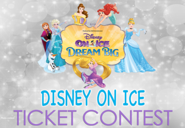 Disney On Ice Ticket Contest