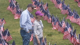 Boots on the Ground memorial honors fallen military veterans