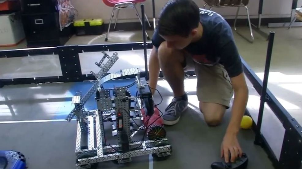 Wayne High School Robotics Club Develops Game For Competition Wchs