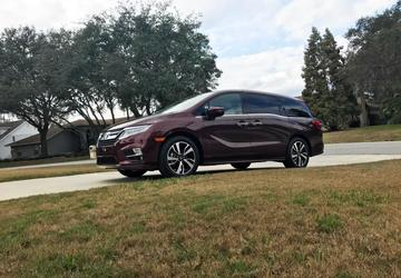 2018 Honda Odyssey: Latest all-new minivan is chockfull of gadgets