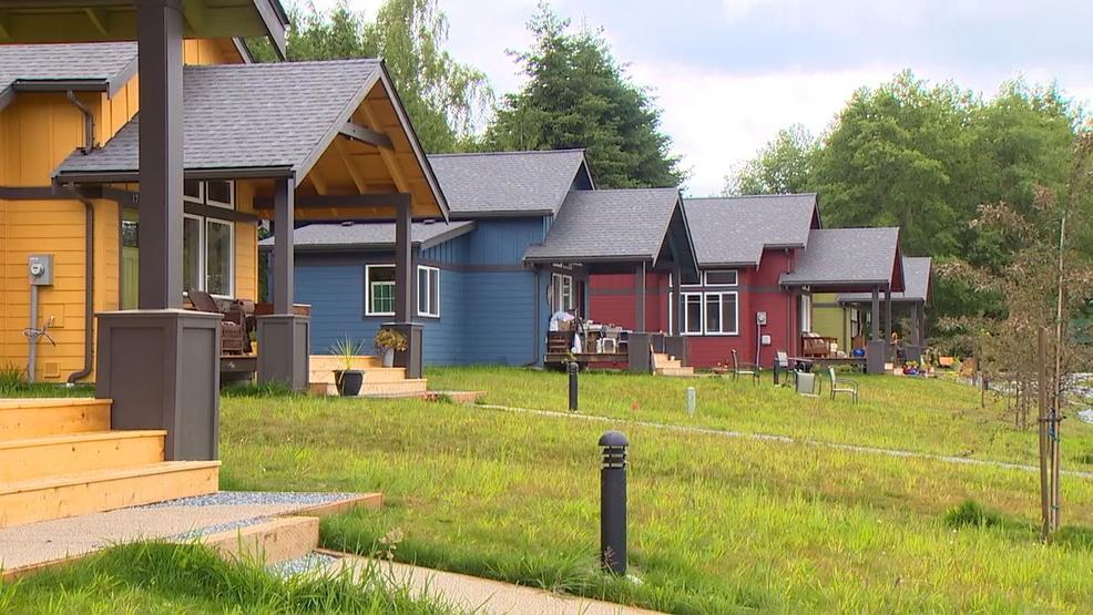 39 Tiny Homes 39 On Vashon Island Make Home Ownership