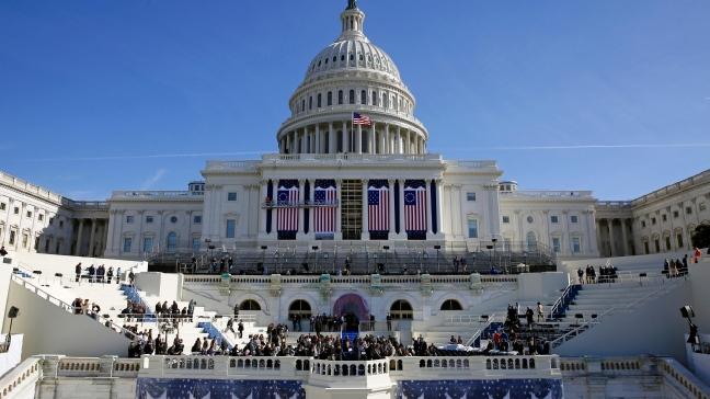 VIDEO: Walking tour, 360 views from National Mall ahead of Inauguration Day