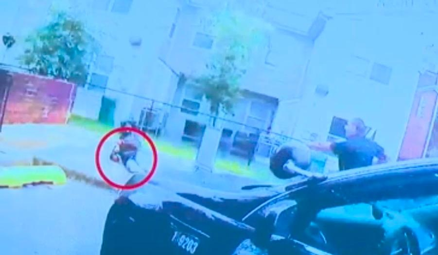 VIDEO: Police Release Footage of Officer-Involved Shooting; Address Rising Crime
