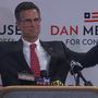 Rep. Dan Meuser gives victory speech in Luzerne County