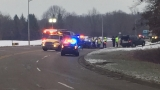 Fatal crash shuts down portion of road in Battle Creek area