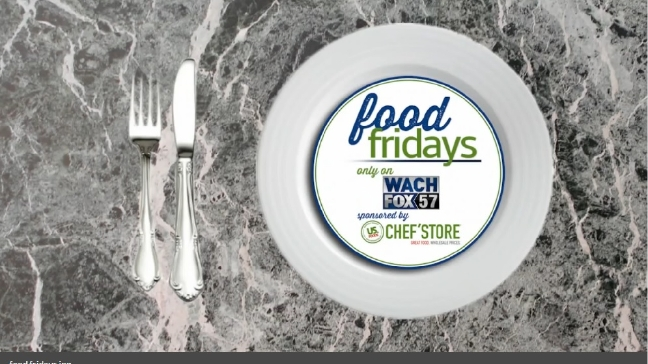 WACH: Food Friday heads to the Vista to visit City Bar