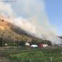 Nalox Fire estimated at 300 acres, 2% containment