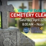 Join us in cleaning up Doña Ana Cemetery