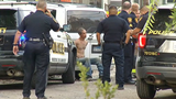 Machete-wielding suspect leads officers on high-speed chase through San Antonio