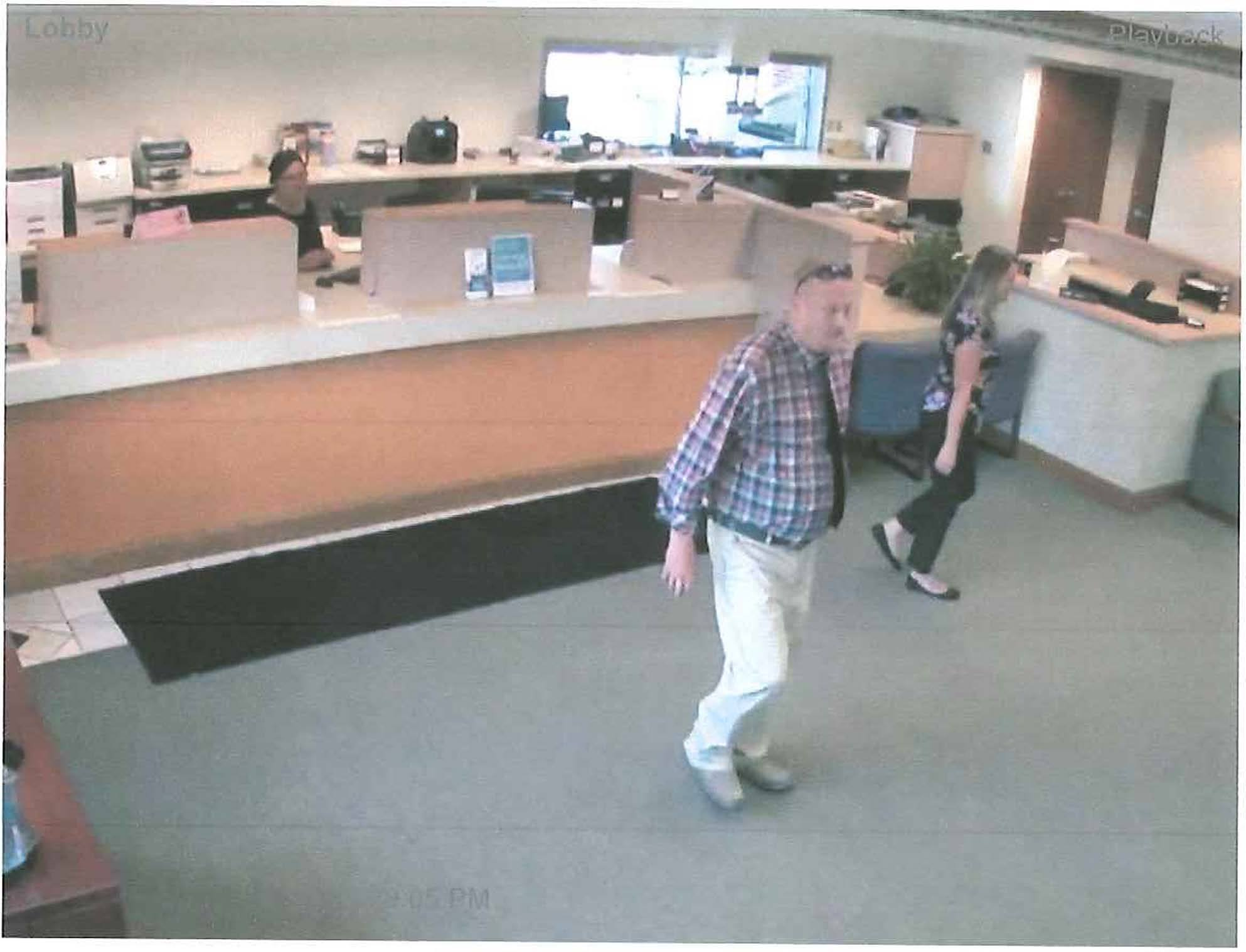 Man tries to pass counterfeit check at local bank (Photo: Miami County Sheriff's Office)