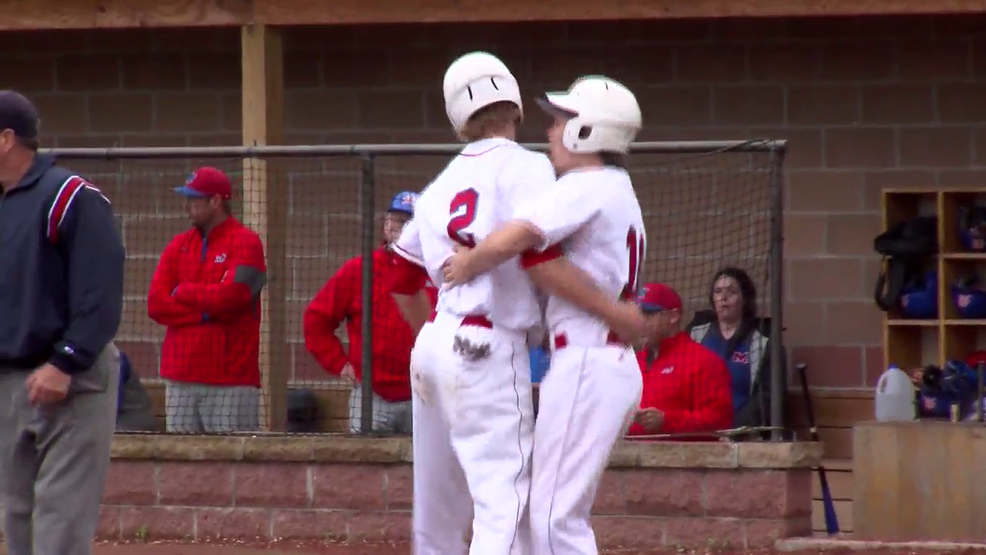 5.25.17 Highlights -Morgantown vs Wheeling Park - regional baseball