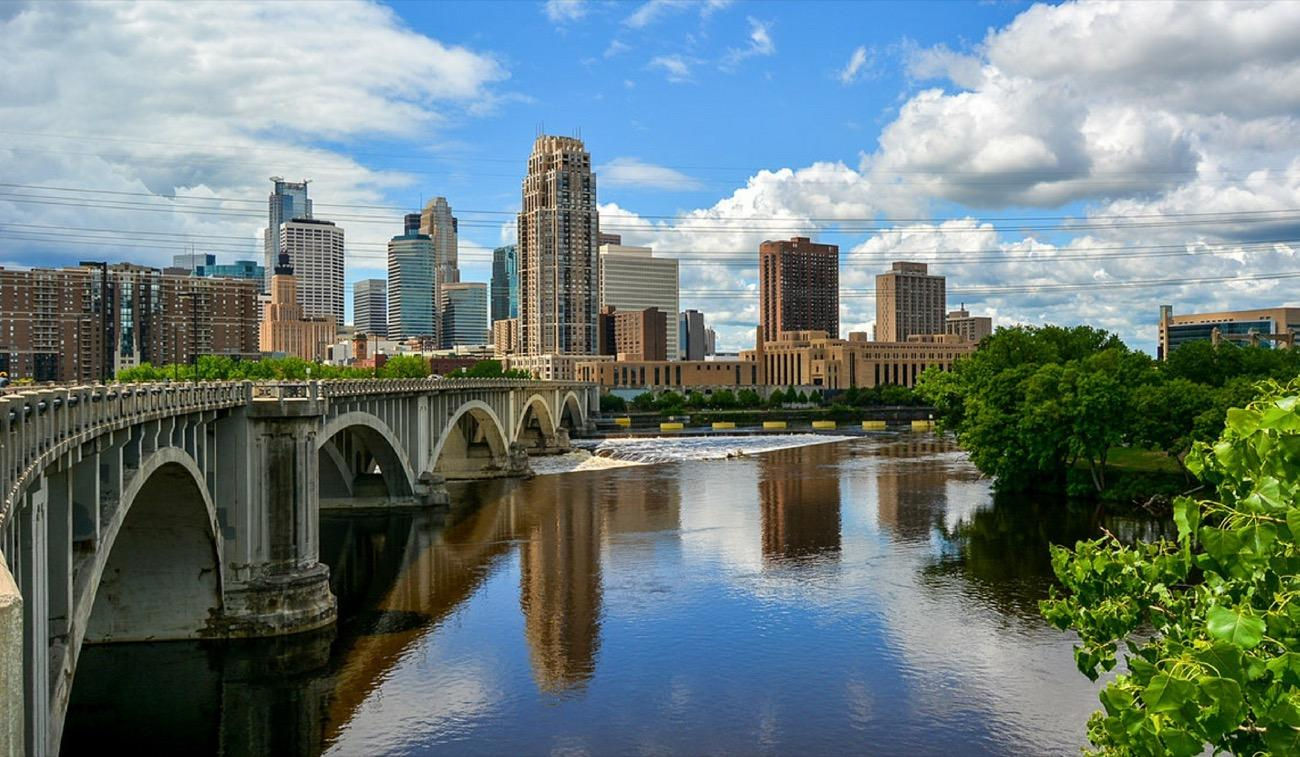 CITY: Minneapolis / DISTANCE: 605 miles from Cincinnati / REASON TO GO: Some say it's one of the hipper Midwest cities. Why not take a cheap flight out to see for yourself? / Image courtesy of Meet Minneapolis // Published: 8.30.18