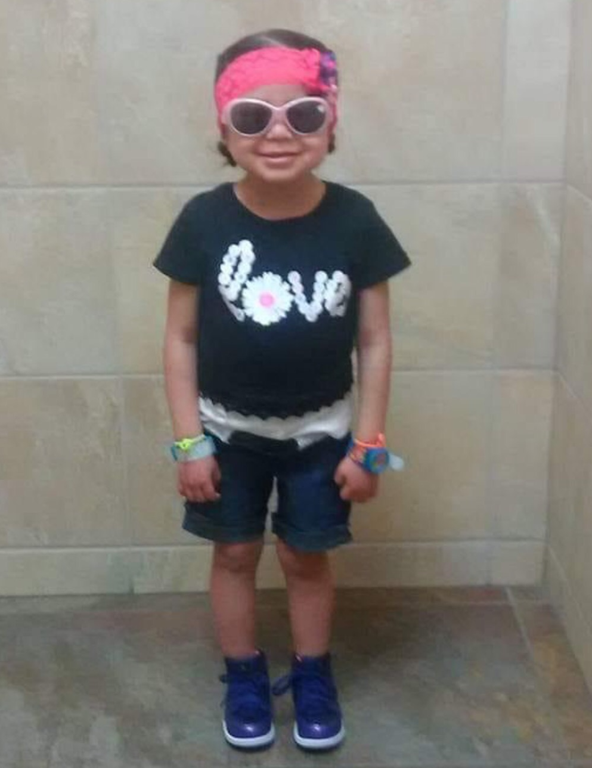 The FBI and Bureau of Indian Affairs are asking for the public's help to find a missing 8-year-old girl who hasn't been seen since March 2019. (Photo: FBI)