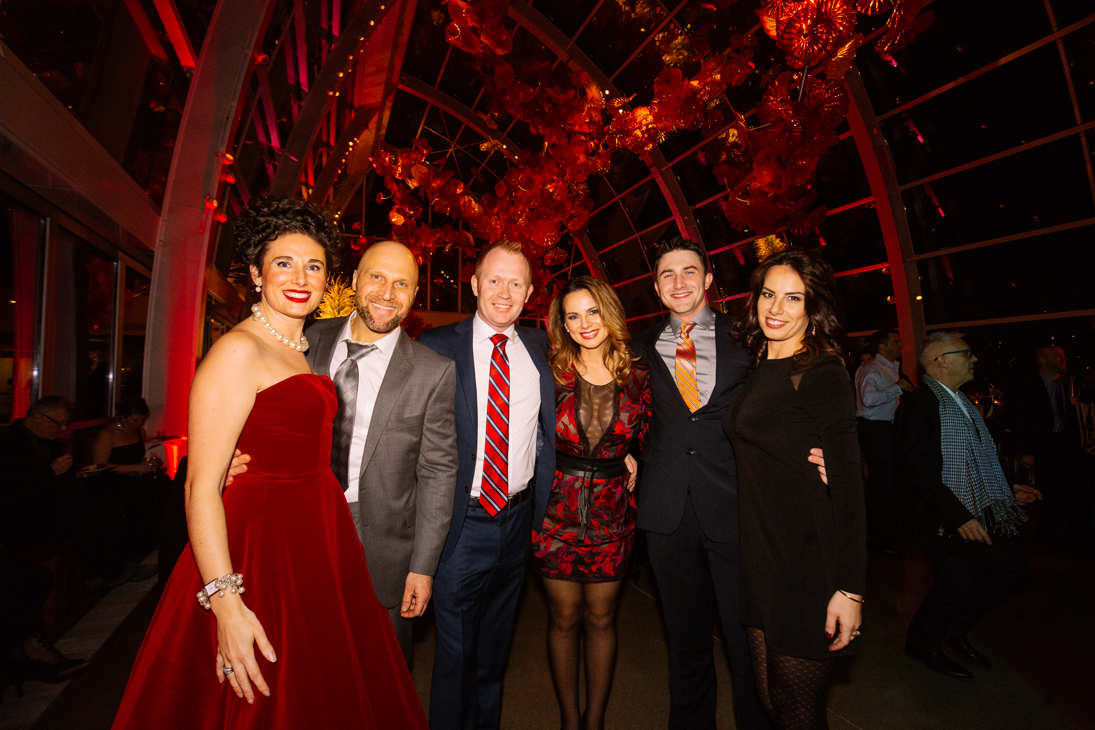 New Year's Eve at Chihuly Garden and Glass | Seattle Refined