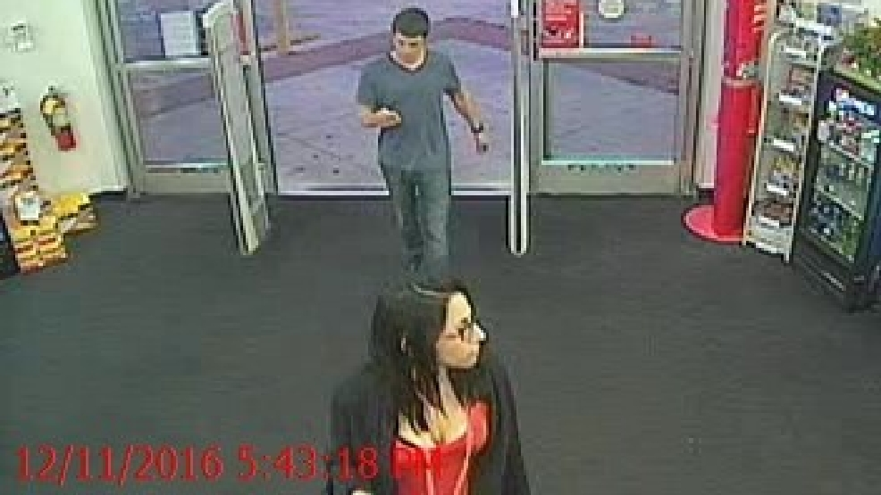 Caught On Camera Woman Accused Of Using Stolen Credit