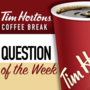 Coffee break question of the week