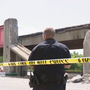 Portion of railroad bridge collapses in Syracuse; mayor says nobody hurt