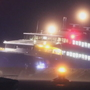 Six injured in high-speed ferry crash