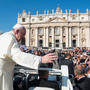 Pope rebukes climate change deniers